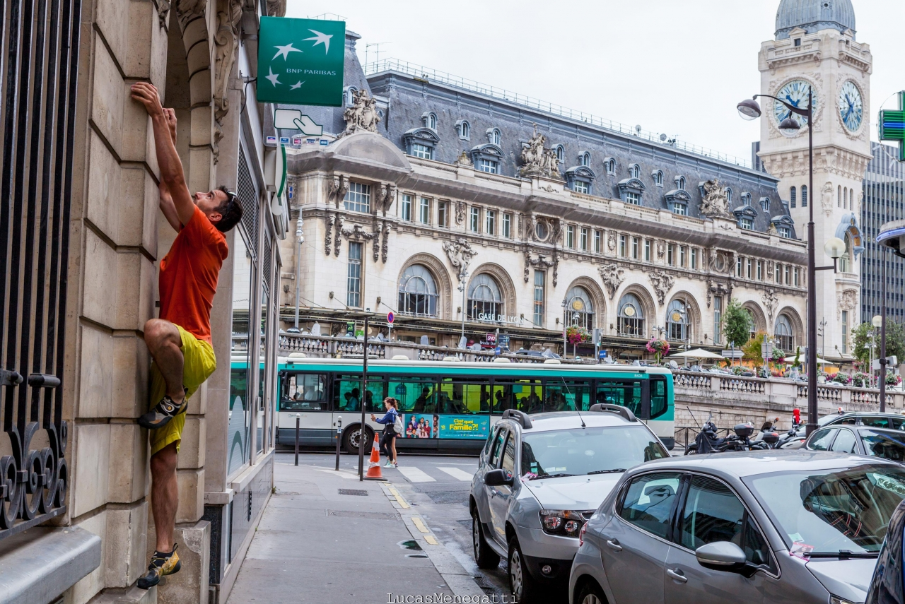 A picture from Paris, Centre by Nograd