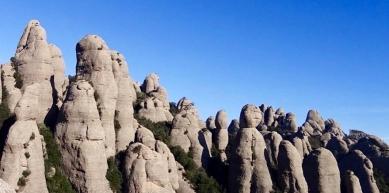 A picture from Montserrat by Guies  Montserrat