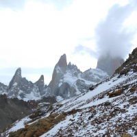 Cerro Chaltén / Fitz Roy by Dora Mand