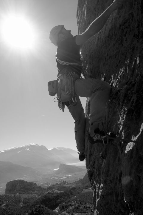A picture from Arco di Trento by Fabio Palmieri