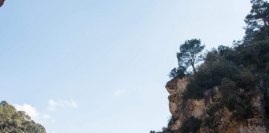 A picture from Siurana by Benjamin Weber