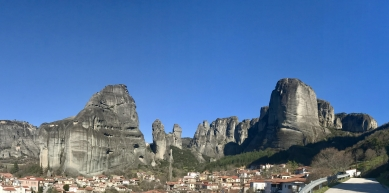 A picture from Meteora by Selim Özkul