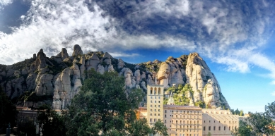 A picture from Montserrat by Selim Özkul