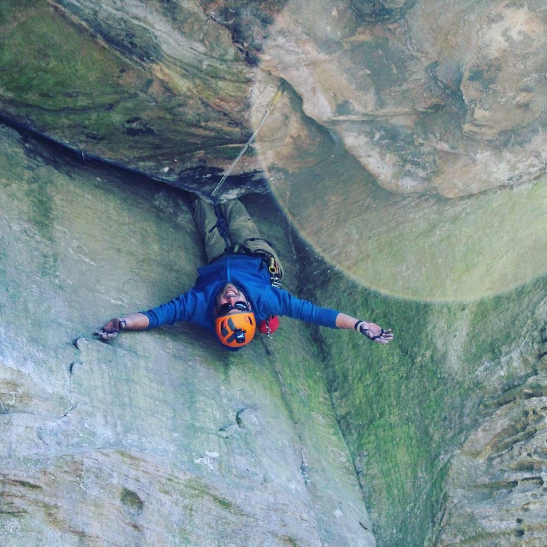 A picture from The Red River Gorge (RRG) by Kyle Harris