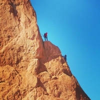 Garden of the Gods, CO by Kyle Harris