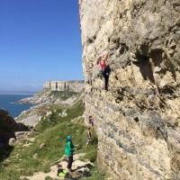 Battleship Back Cliff by Emma Harrington