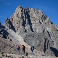 Mount Kenya by Jase Wilson