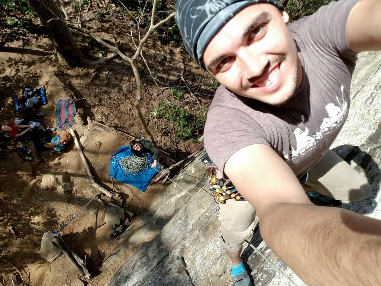 A picture from The Red River Gorge (RRG) by Brandon Riggins