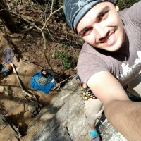 The Red River Gorge (RRG) by Brandon Riggins