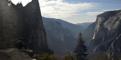 Yosemite by Ellen Oosterhof