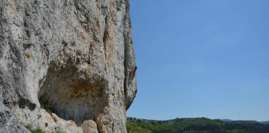 A picture from Črni kal, Slovenija by Rudolf Wichtl