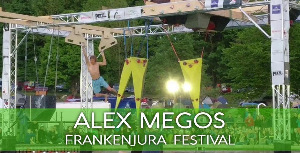 Kletterfestival Frankenjura 2017 - Alex Megos Boulder-Contest in Frankenjura