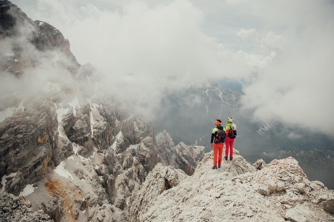 A picture from Tre Cime di Lavaredo by Dynafit
