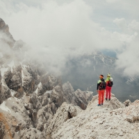 Tre Cime di Lavaredo by Dynafit