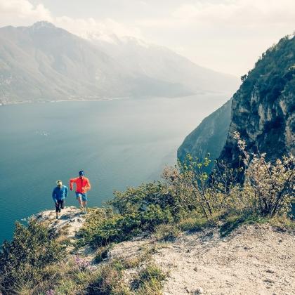 Lago di Garda / Lake Garda / Gardasee by Dynafit