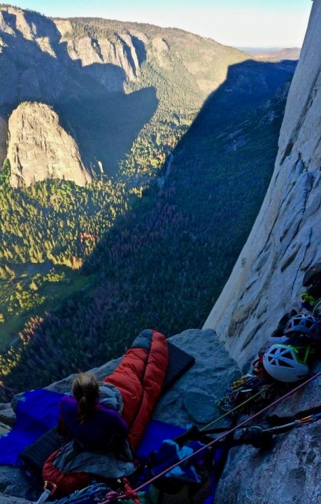 A picture from El Capitan by Jennifer Slater
