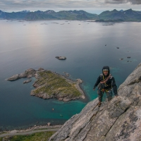 Lofoten Islands by Jan Zahula