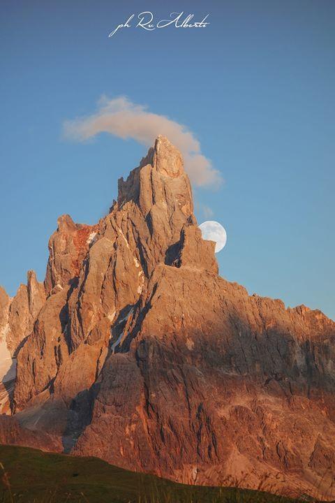 A picture from Pale di San Martino by Ru Alberti