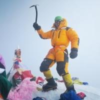 Mount Everest by Vinayak Jay