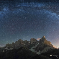 Pale di San Martino by Ru Alberti
