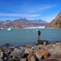Glaciar Viedma / Viedma Glacier by Iso Zampieri