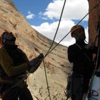 Taghia Gorges by Climbing-taghia-gite-taghia-gorge climbing-Trikking.marocain
