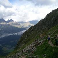 Chamonix - Mont Blanc by Maria  Maria
