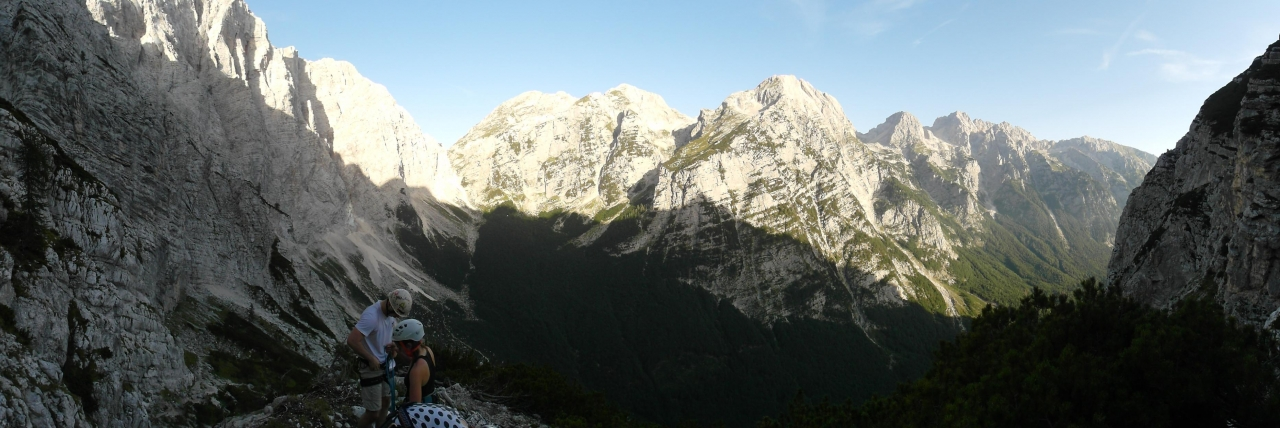 A picture from Triglav National Park, Vrata Valley by Bözse Hosszu