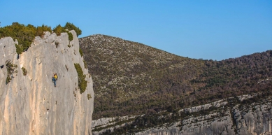 A picture from Gorges du Verdon by Mich the K