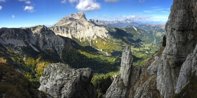 A picture from Mont Aiguille by Mic Huizinga