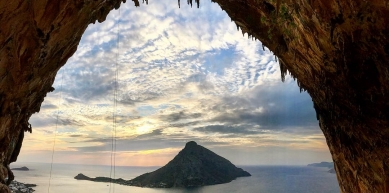 A picture from Kalymnos by Selim Özkul