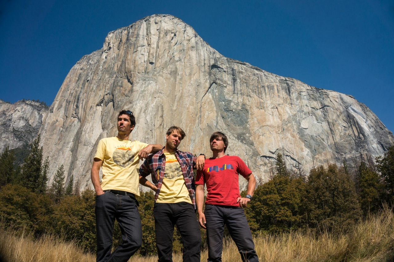A picture from El Capitan by Jan Zahula