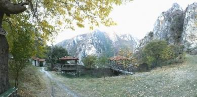 A picture from matka, macedonia by Bözse Hosszu
