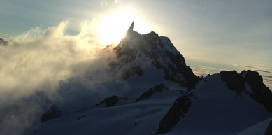 A picture from Tour Ronde by Matthew Rehclot