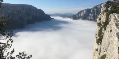 A picture from Gorges du Verdon by Lasagni Fabio