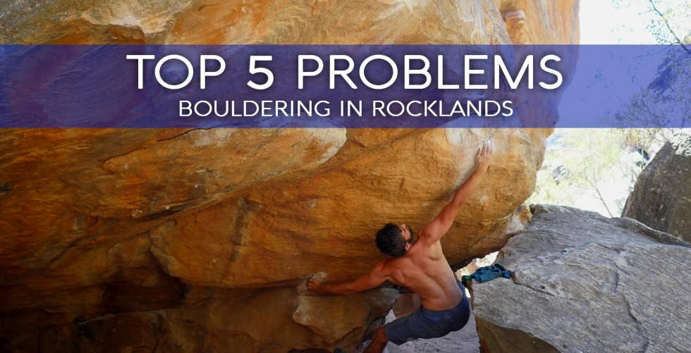 TOP 5 Rocklands Boulder Problems | BlocBusters Highlights in South Africa in Rocklands