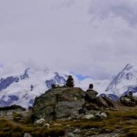 Dufourspitze by Diederik Stoorvogel