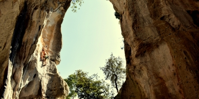 A picture from Grotta dell\'Edera by gouiric florencia