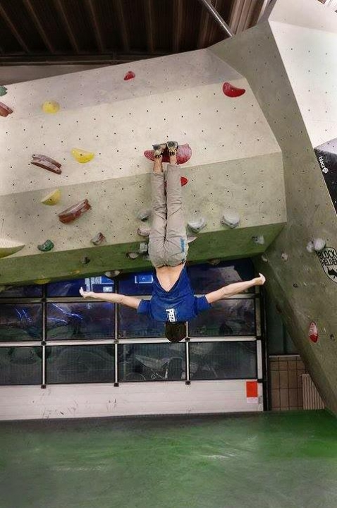 A picture from BLOCKHELDEN Erlangen by BlocBusters Bouldering