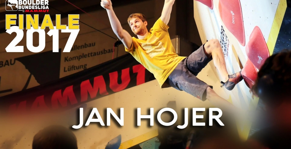 Jan Hojer crushes the final problems | Boulder-Bundesliga Highlights in adidas Rockstars Stuttgart
