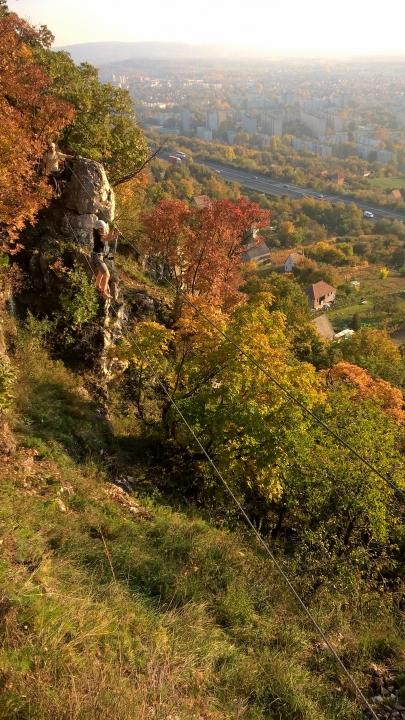 A picture from turul sziklák by Bártfai Barbara