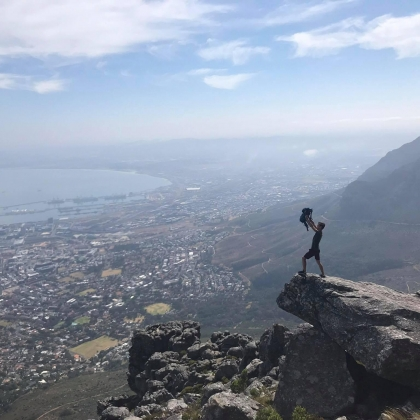 Table Mountain by Pim VD