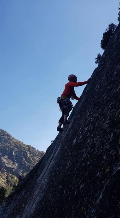 A picture from Yosemite by Otaviano Montes Zibetti