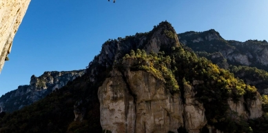A picture from Gorges du Tarn by Florent Vorger