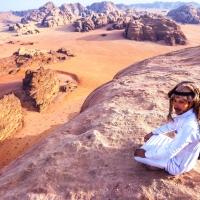 Wadi Rum, Jordan by David Kaszlikowski