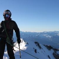 Mont Blanc du Tacul by Ľubomír  Kolársky