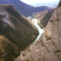Tijesno Canyon / Bosnia and Herzegovina by Domagoj Pavin