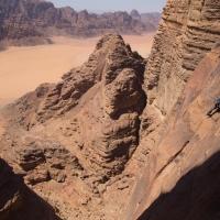 Wadi Rum by Jase Wilson