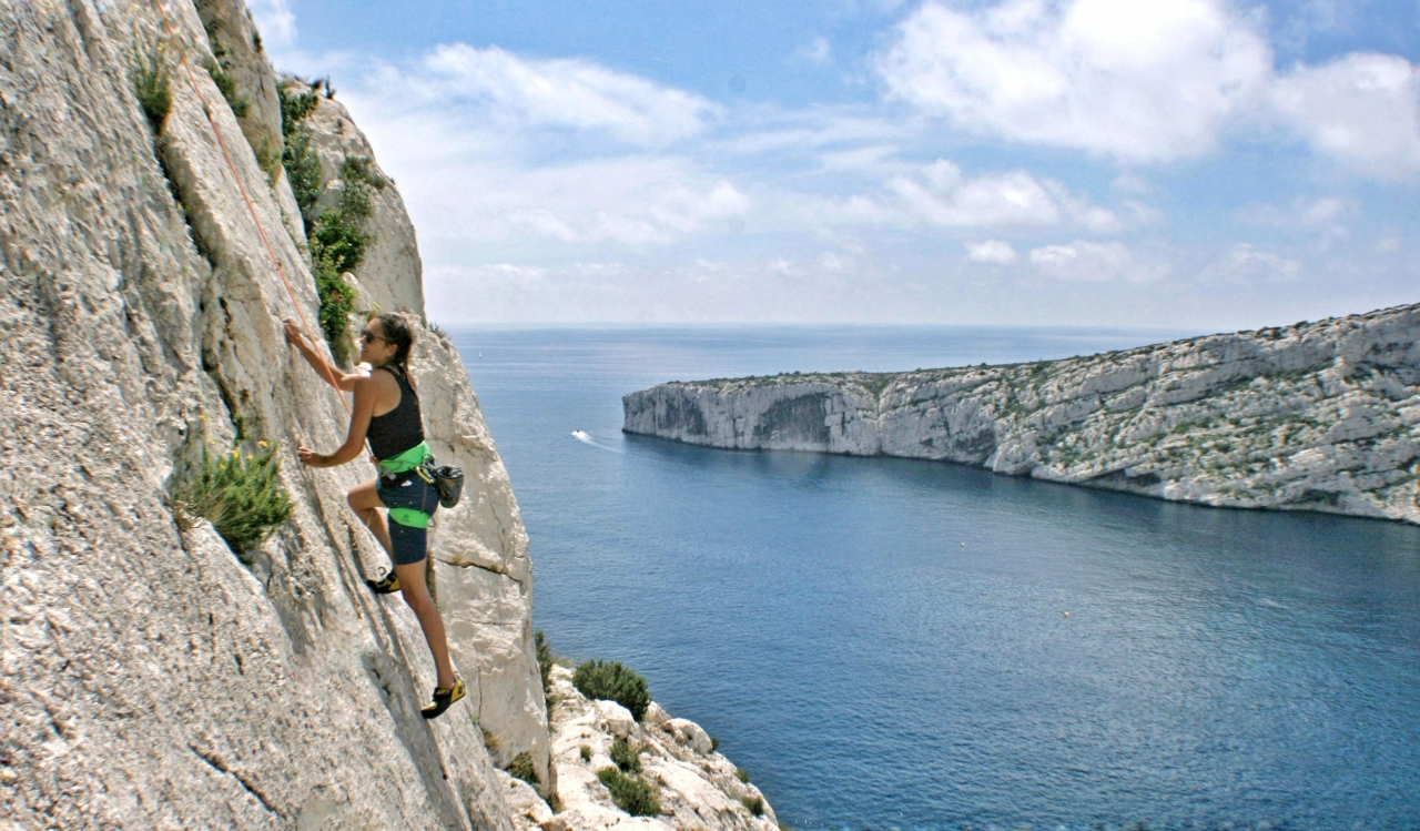A picture from Les Calanques by Lory Carpano