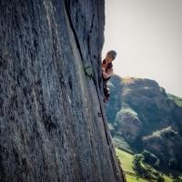 bram crag quarry by Ivan Cairns